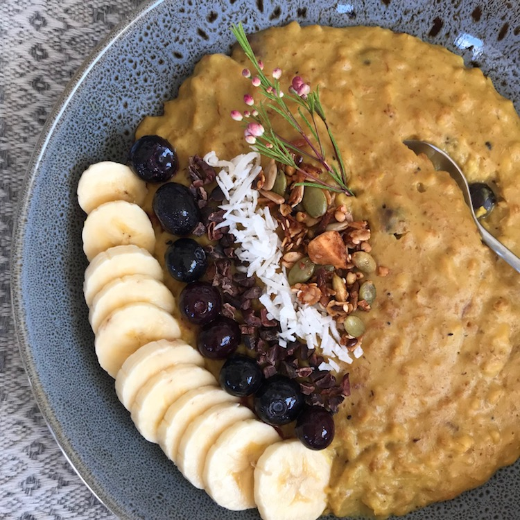 Recipe: Healing Golden Porridge