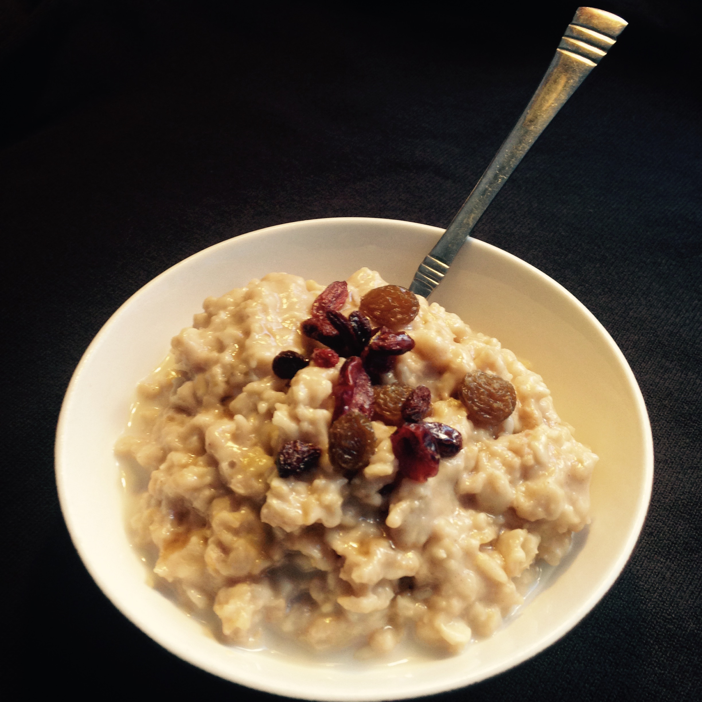 Recipe: Oat Porridge