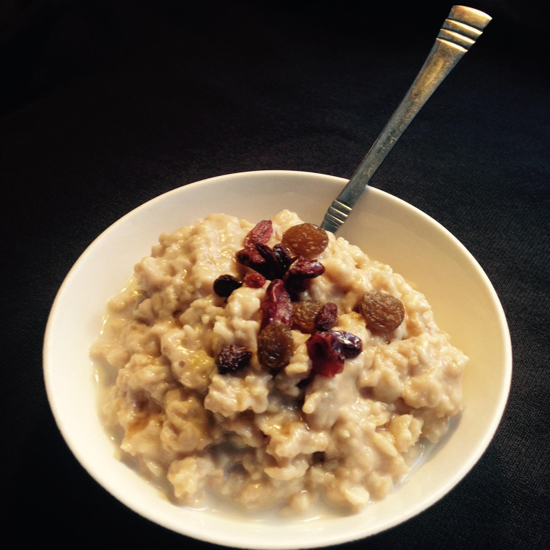 Recipe: Oat Porridge
